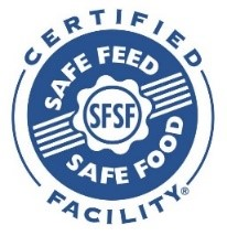 SFSF logo Safe Food Safe Feed