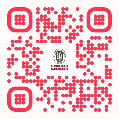 BVNA qr code allowing people to access information quickly