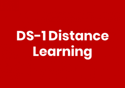 DS-1 Distance Learning