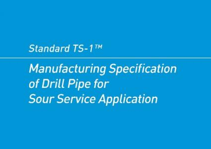 TS-1 Manufacturing Specification of Drill Pipe for Sour Service Application