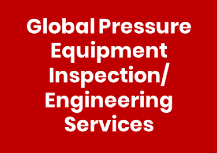 Global Pressure Equipment Inspection/Engineering Services