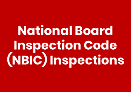 National Board Inspection Code (NBIC) Inspections