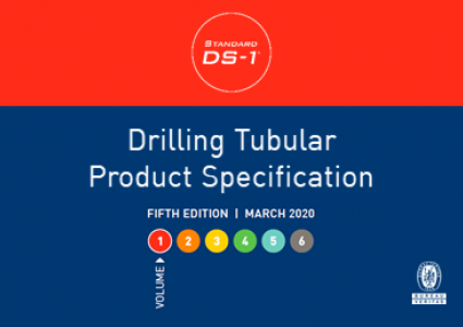 DS-1 Volume 1: Drilling Tubular Product Specifications