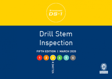 DS-1 Volume 3: Drill Stem Inspection