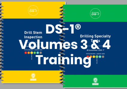 DS-1® Volumes 3 & 4 Training