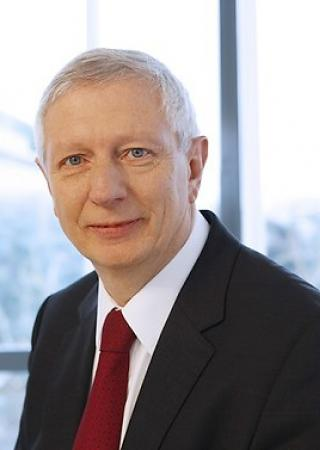 Headshot of Didier Michaud-Daniel, Chief Executive Officer